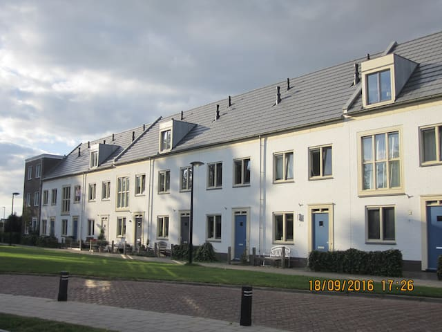 Family appartment in the middle of Dronten - Dronten - Lägenhet