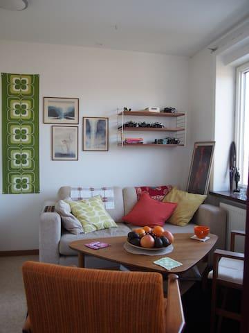 studio Apartment for 1-3 People Breakfast Included - Malmö - Departamento