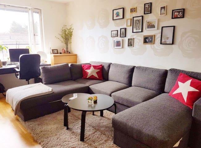 Modern/cozy apartment in Stockholm - Lidingö - Byt
