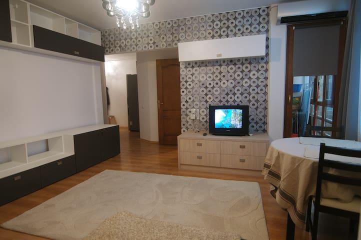 Alina's modern and intimate place - București