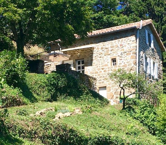 The little paradise of the Ardèche Mountains - Beauvène - Ev