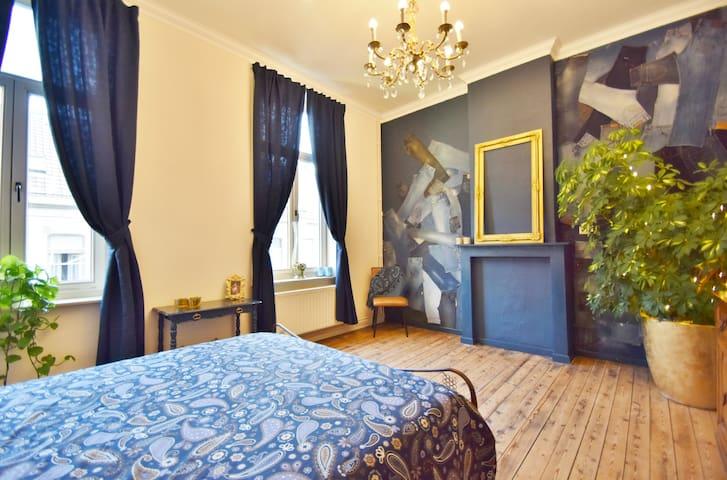 Vintage jeans room - Zelzate - Casa