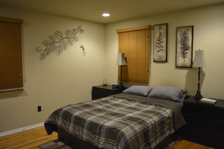 Cozy room in modern condo 10min from Times Square - Секаукус