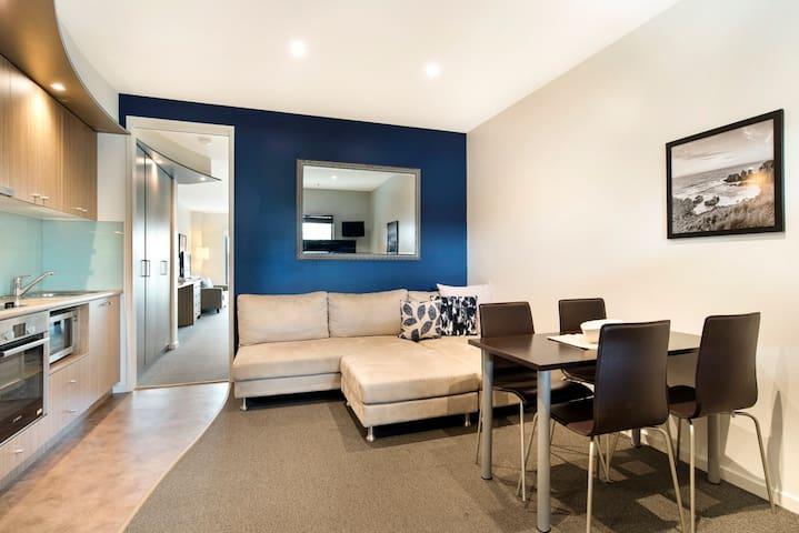Sur la Plage - large & luxurious - Cowes - Apartemen