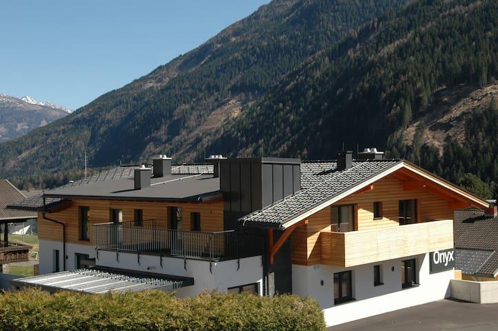 Apartments Onyx in natural park Hohe Tauern - Gemeinde Mallnitz - Appartement