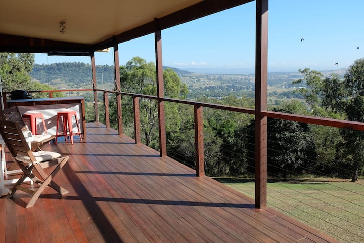 Peaceful, Quiet Huge Home just 1 hr from Brisbane - Summerholm - Casa