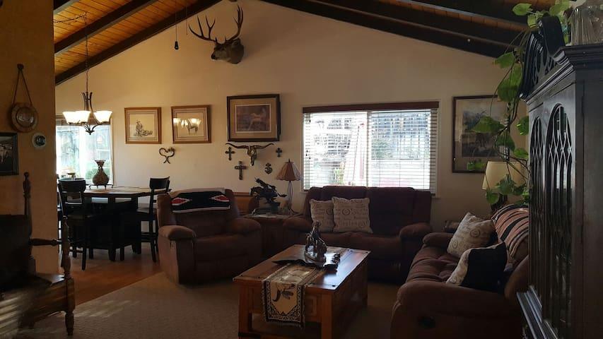 County Oaks Wine Retreat - Santa Ynez - Maison