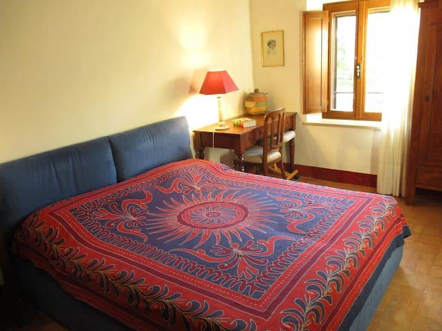 Romantic getaway near Siena - Piscialembita - 公寓