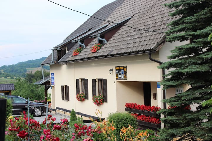 HOUSE MARKO - PLITVICE ROOM 5 - Zaklopača