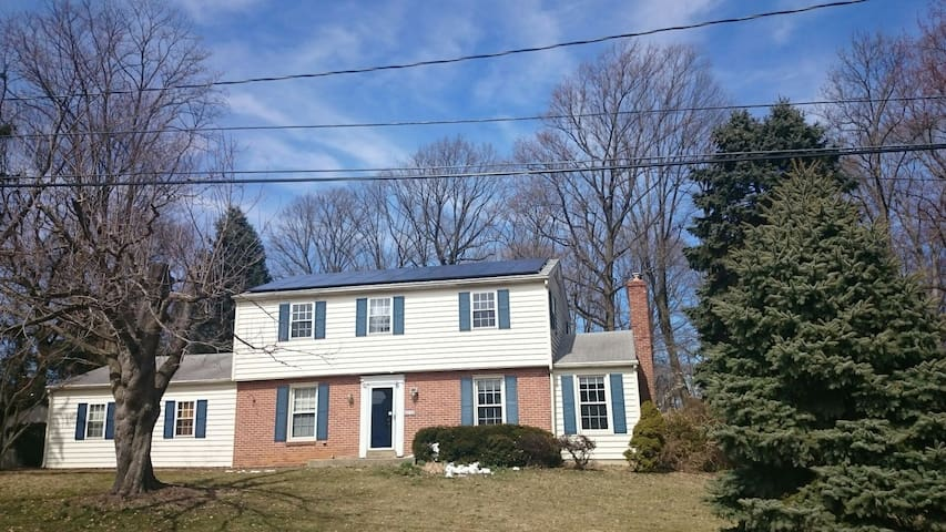 Solar powered Home - Wilmington - Ev