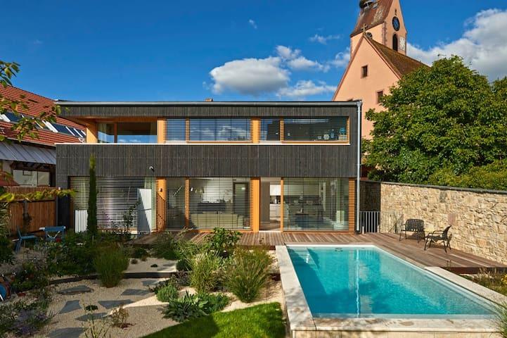 LOGIS 19/5 - Hotelcomfort in a private atmosphere - Efringen-Kirchen - Дом