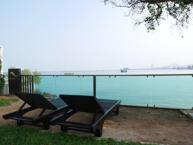 Beach Front superior seaview - Si Racha - Appartement