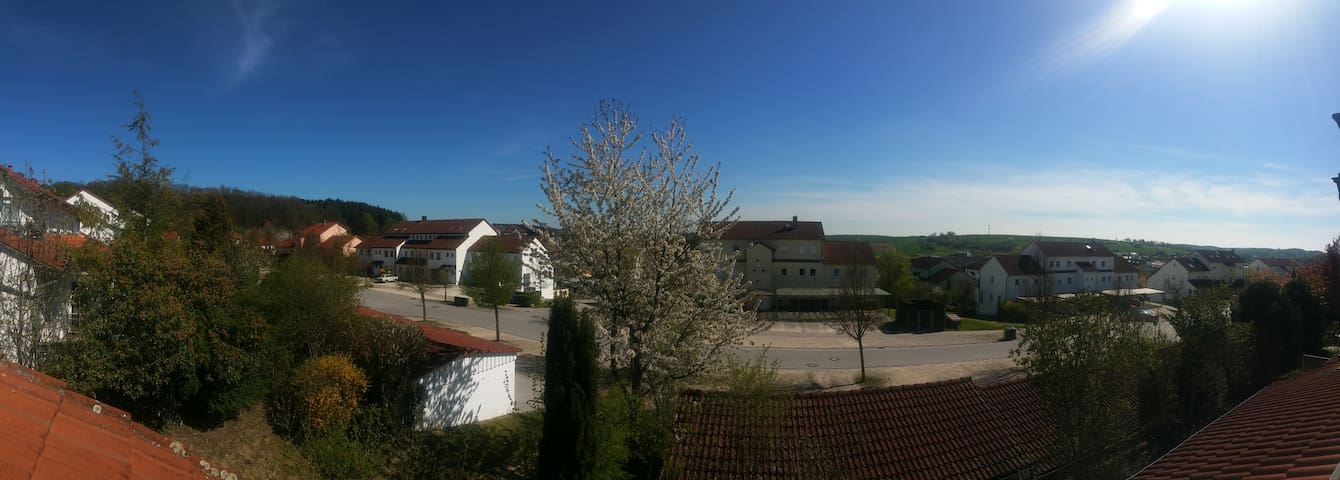 Close to Regensburg with rural flair - Bad Abbach - Daire