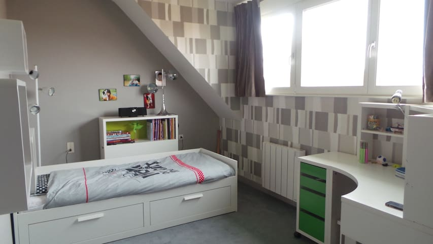 PRIVATE ROOMS IN ARCHITECT HOUSE - Arras - Casa