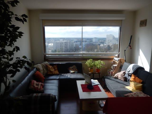 Beautiful Apartment city center+Parking - 雷恩 - 公寓