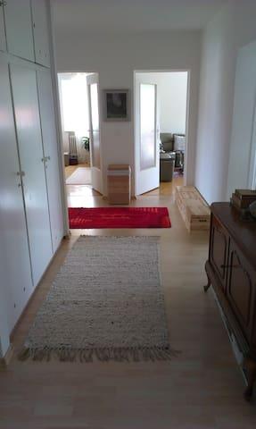 Freundliche helle 4 Zimmer Wohnung - Bindlach - Daire