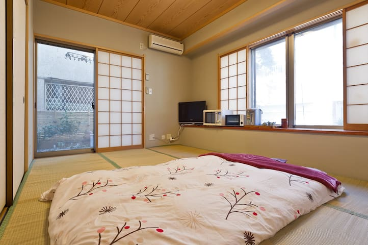 Simple Japanese style room with good access - Nerima-ku