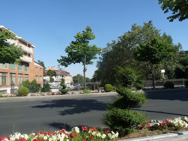 Apartment - 15 km from the slopes - Collado Villalba - Apartament