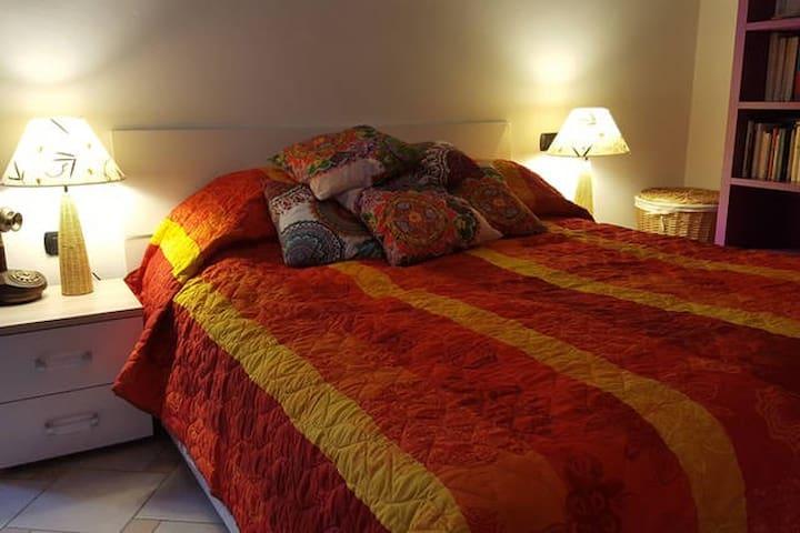 Charming apartment in castle - Raffa - Lägenhet