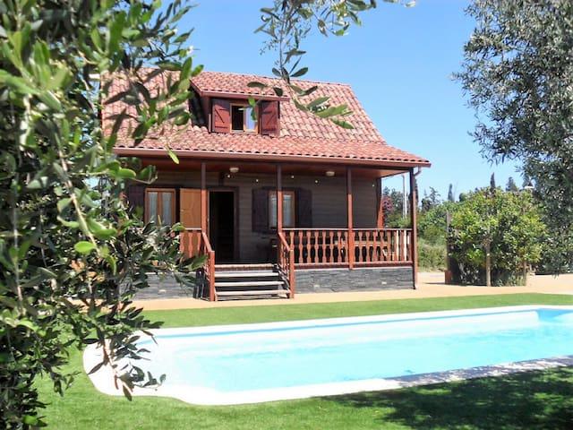 Ca La Irene - La Tallada d'Empordà - Villa