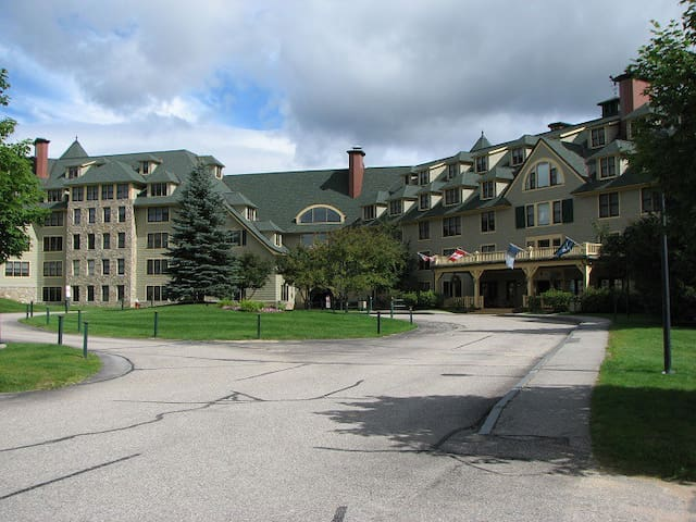 Golden Eagle Lodge in WV, NH - Waterville Valley - Wohnung
