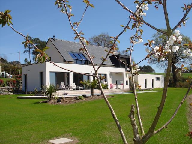 2 suites à la campagne - Béganne - Villa