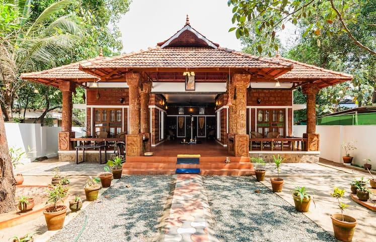 Private Bedroom Non Ac with private Sitting area - Mararikulam