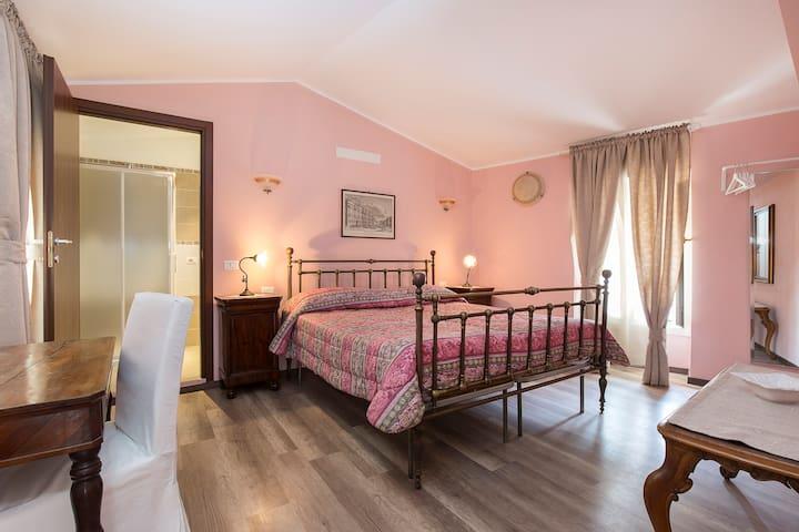 B&B Villa Mereghetti - Stanza Rosa - Corbetta - Wikt i opierunek