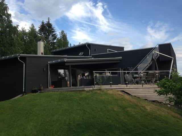 Modern island retreat just outside Oslo - Asker - Casa