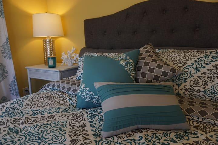 ★ Cozy bedroom near 30A beaches and the bay ★ - Santa Rosa Beach - Haus