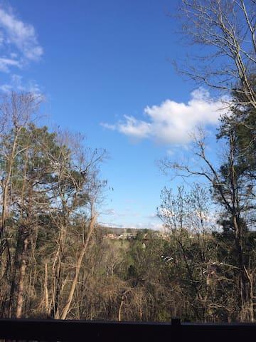 Beautiful Oak Mountain View Getaway - Pelham - Ev