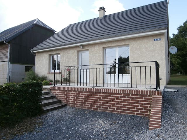 gîte Sylvint - Iviers - Hus