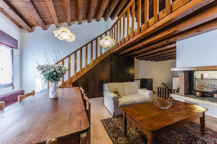 Novalesi House (25 minutes to Venice) - Noale - Hus