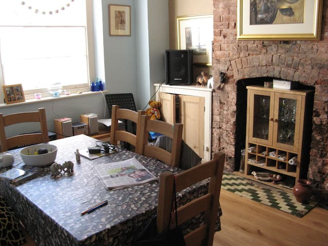 Friendly, family home in Mid Devon - Tiverton - Rumah