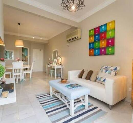 Century Bay Service Residence 1BR 0705 - Gelugor - Apartment-Hotel