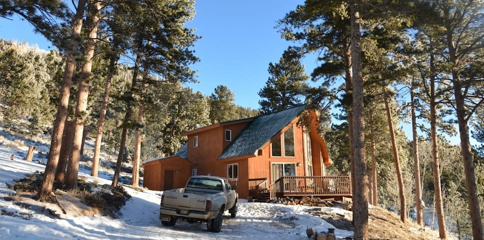 Priceless views - quiet comfort - Red Feather Lakes