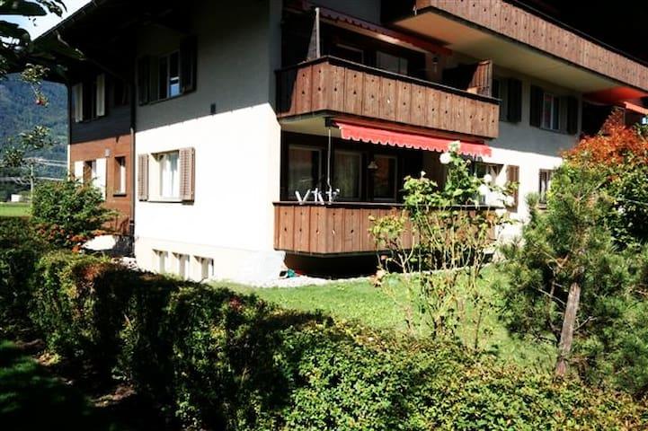 Best Value/Location in Interlaken-Spacious Sleeps4 - Wilderswil - Departamento