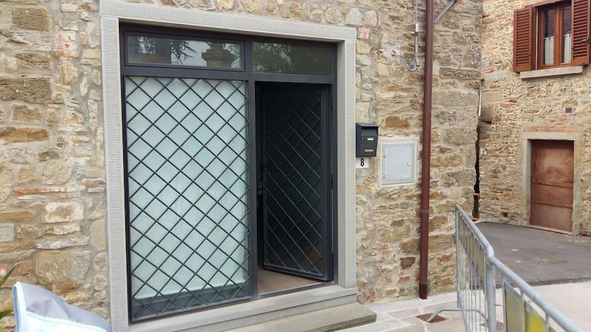 Accogliente monolocale fulloptional - Pieve San Giovanni - Appartement