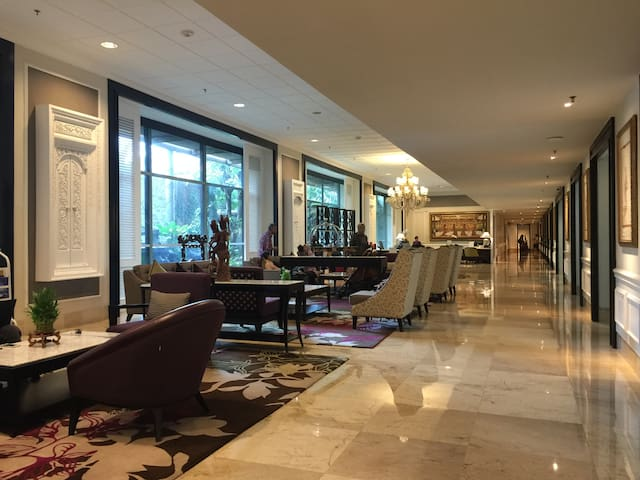 Ascott Jakarta, 18 steps to Grand Indonesia Mall - Tanah Abang