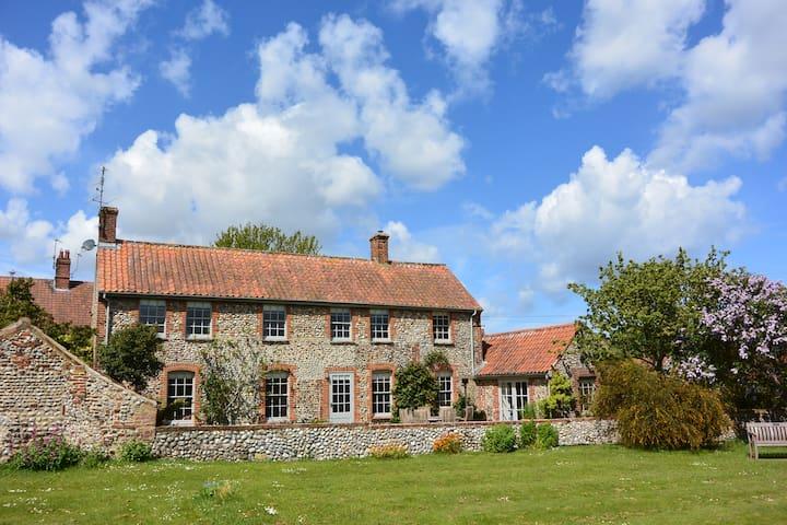 Church Cottage, Morston - family & pet-friendly - Morston - 獨棟