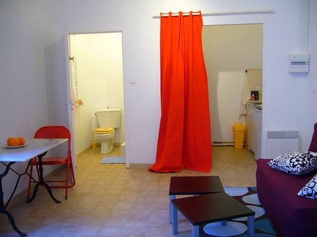 Petit nid calme et bien placé - Angoulême - Leilighet