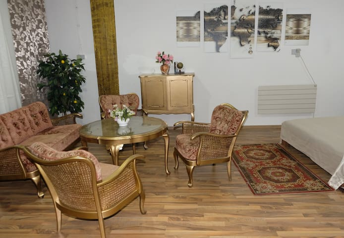 Außergewöhnliche Wohnung in Innenstadt Dillingen - Dillingen/Saar - Lägenhet