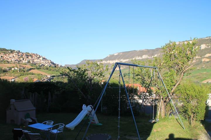 Aguessac : maison aux portes des gorges du Tarn - Aguessac - Rumah