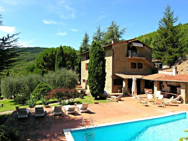 Villa Mangona - Barberino di Mugello - Villa