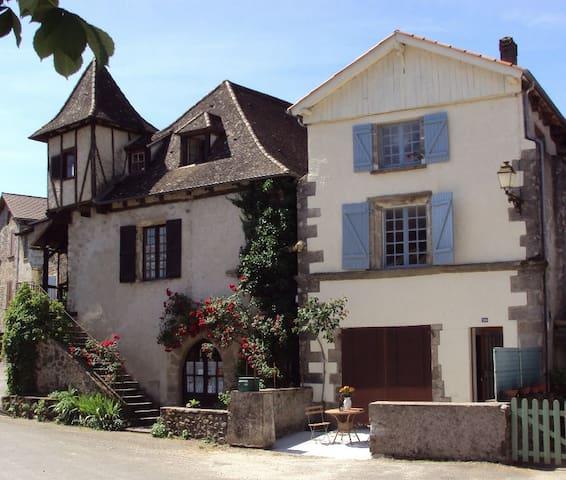 Fleurie, Riverside House - Beaulieu-sur-Dordogne - Lägenhet