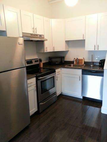 Sweet modern bachelor apartment - Saint John - Departamento