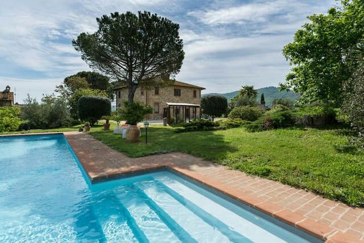 Villa,wine & cooking in Panicale - Panicale - Villa