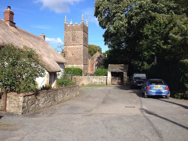 Picturesque Devon Village - Okehampton