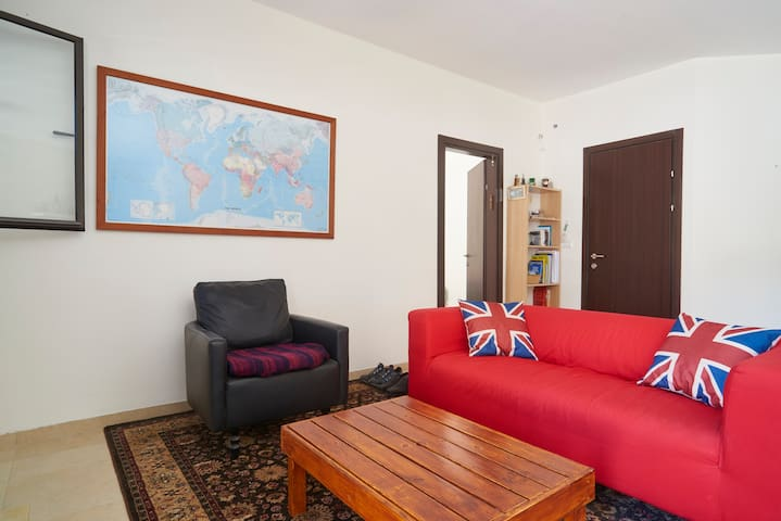 lovely & sunny well equipped flat - Rehovot