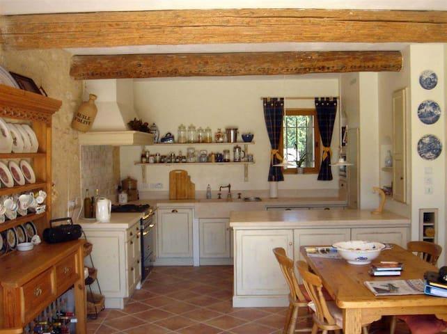 Belle maison avec grande chambre - Andrésy - Maison